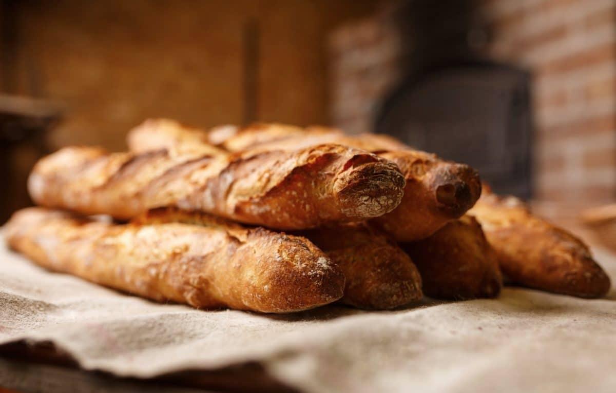 pain boulangerie