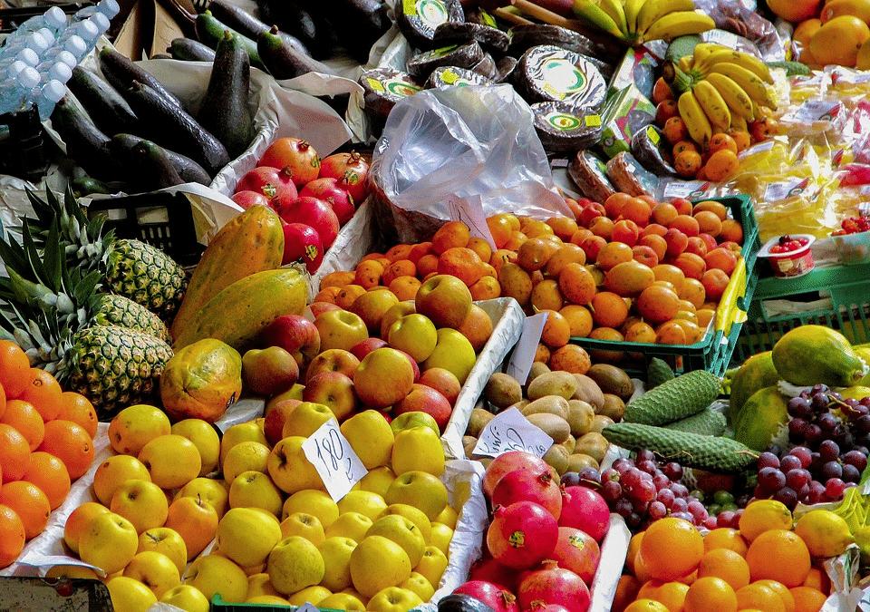 fruits légumes saisonnalité tableau de la saisonnalité