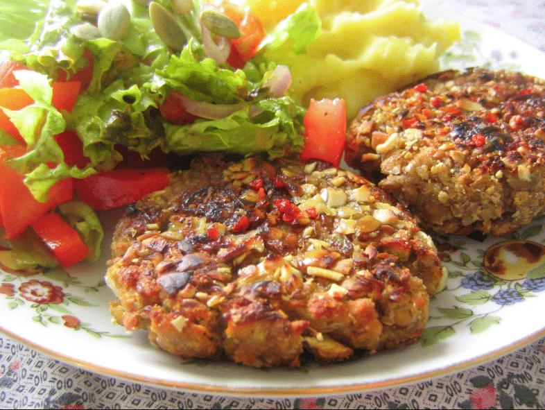 plat vegan veganisme