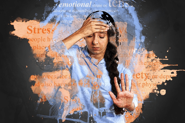 stress anxiété pression