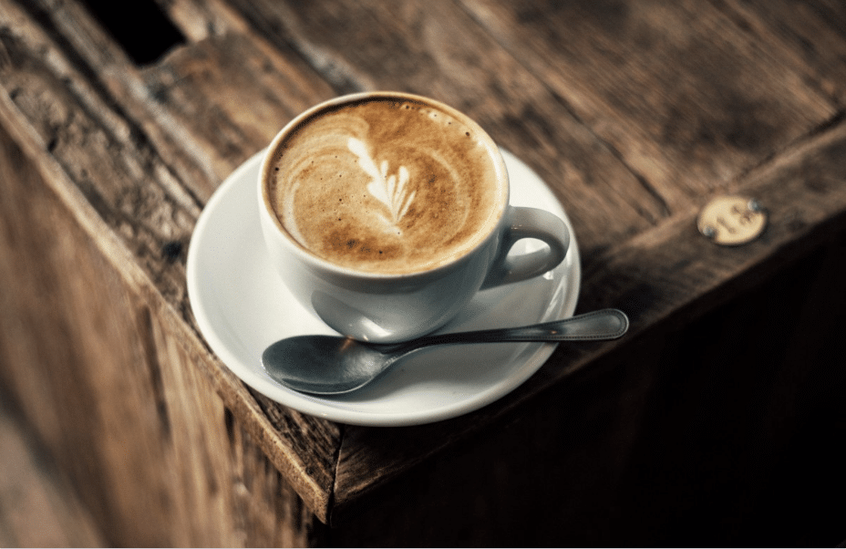 tasse de café caféine cappucino
