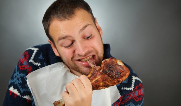 manger viande