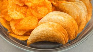 chips pringles acrymalide