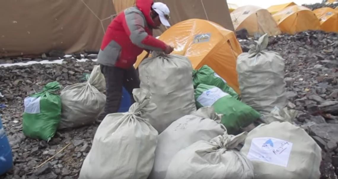 Clean everest sacs poubelle dechets