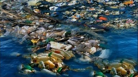 déchets eaux pollution mer