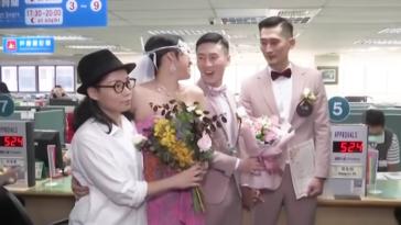 mariage gay taiwan