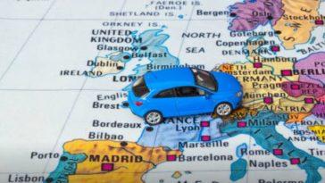 europe voiture