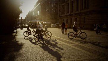 vélo ville piste cyclable