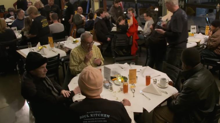 restaurant sans abri Bon Jovi