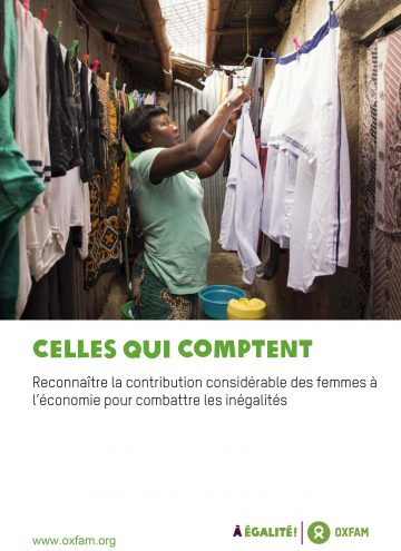 rapport Oxfam 2020