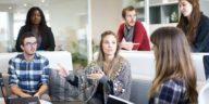 réunion entreprise travail