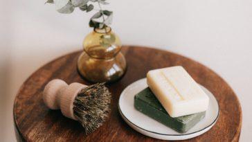 salle de bains zéro déchet savon