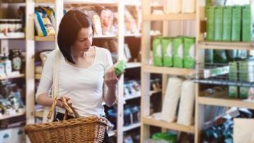 étiquetages alimentaires courses aliments compositions achats nourriture