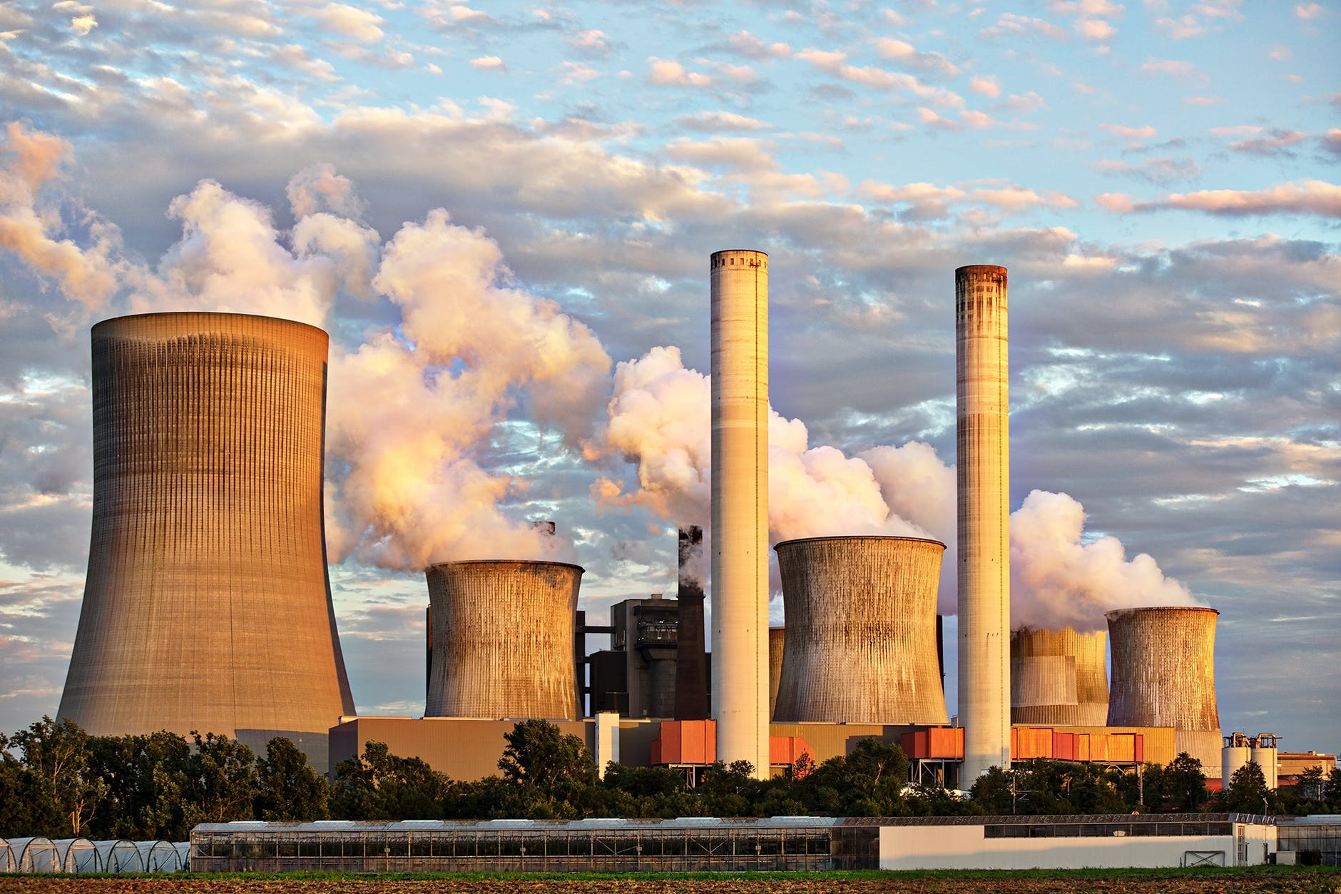 Pollution usine
