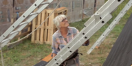 Elizabeth Faure architecte maison en A