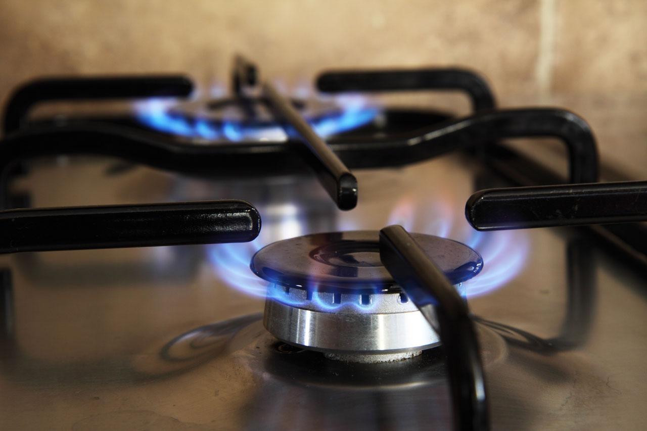 gaz cuisine